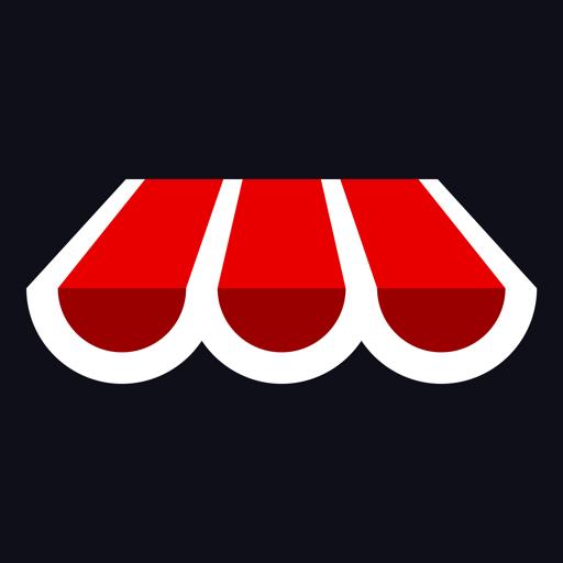 Logo de l'application mobile Open